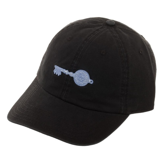 e2554941850 READY PLAYER ONE Crystal Key Embroidered Dad Hat
